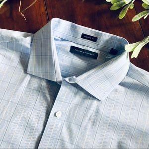 Tommy Hilfiger Men's Dress Shirt XL